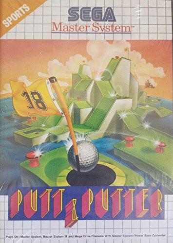8 Classic Putter (Putt & Putter - Sega Master System)