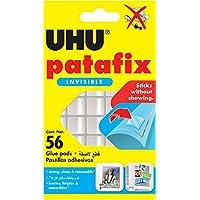 Uhu Patafix Şeffaf Hamur Yapıştırıcı 56'lı