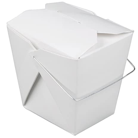 ja kitchens chinese take out food boxes with wire handle 16 oz pack of