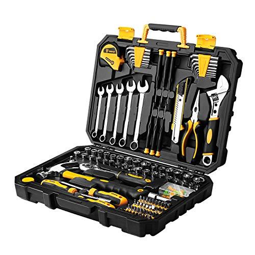 DEKOPRO 158 Piece Tool