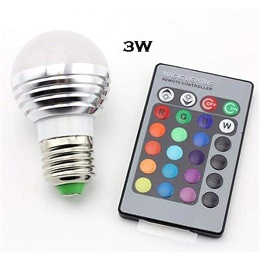 Zsjdzk bombillas Lamparas Proyector con control IR Bombilla ...