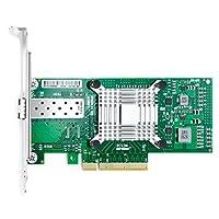 10Gb Ethernet Network Adapter Card- for Intel 82599ES Controller X520-DA1 Network Interface Card (NIC) PCI Express X8, Single SFP+ Port Fiber Server Adapter