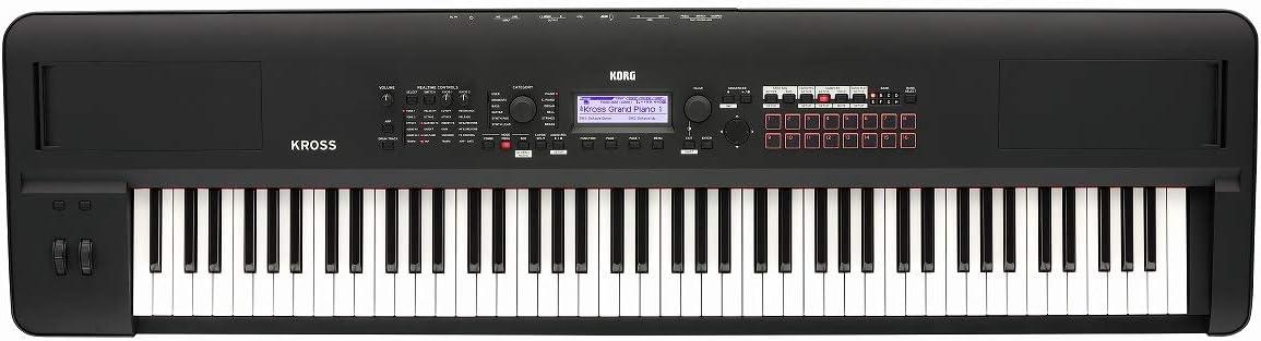KORG コルグ / KROSS2-88 MB 88鍵盤 オール・イン・ワンシンセサイザー