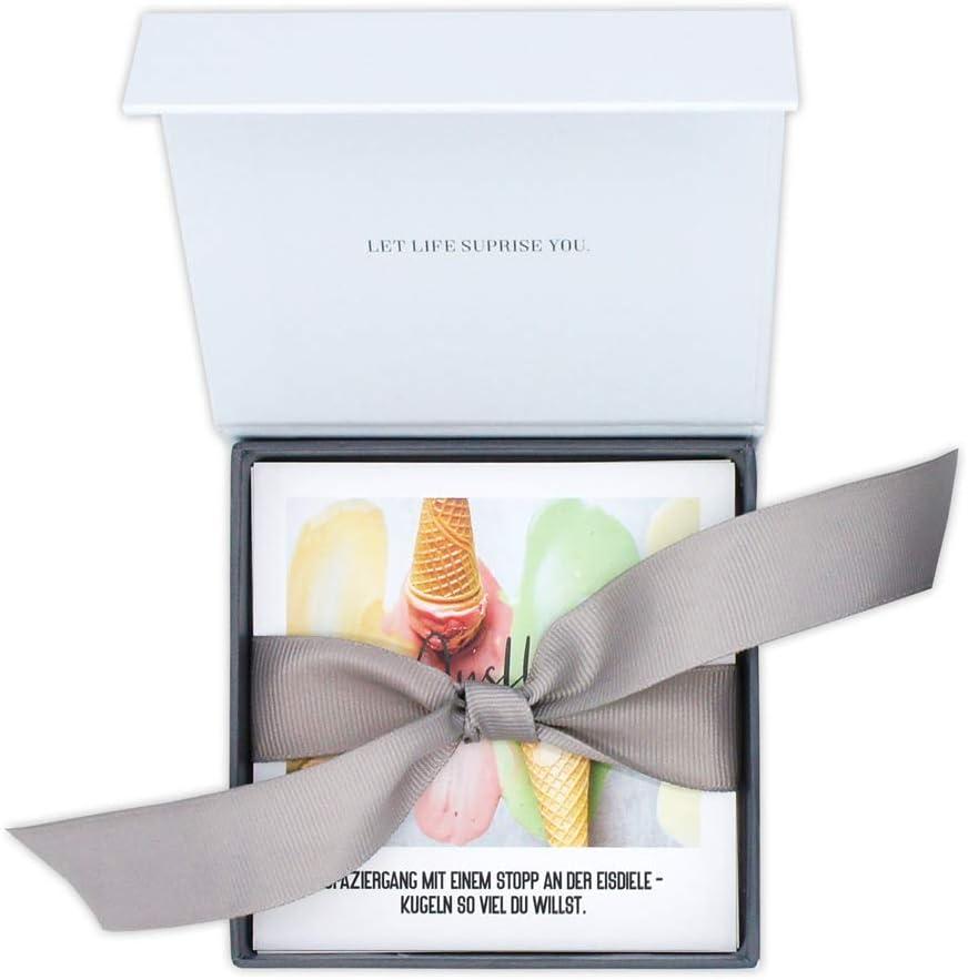 24 vales para actividades conjuntas en una caja - Regalo romántico y creativo para amigos, esposas, hombres para cumpleaños, aniversarios, bodas, día de la madre