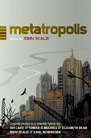 book cover of Metatropolis