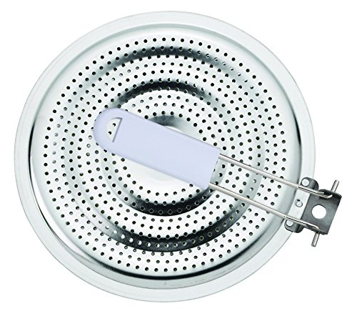 HIC Heat Diffuser Reducer Flame Guard Simmer Plate, 8.25-Inches