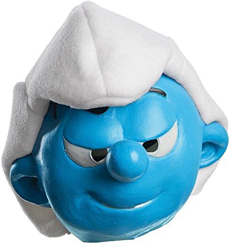 Rubie's Costume Smurfs: The Lost Village Child's Hefty Smurf Mask, One Size ()