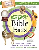Kids' Bible Facts, Ed Strauss, 1602604762
