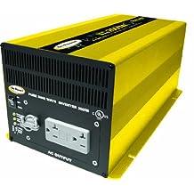 Go Power! GP-SW2000-24 2000W Pure Sine Wave Inverter, 24V