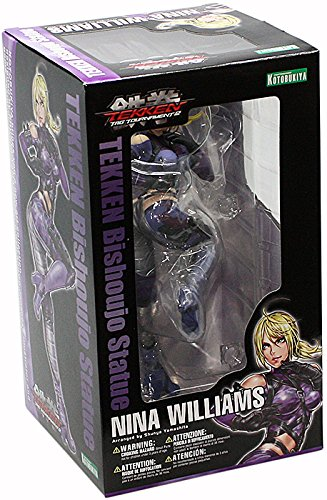 Kotobukiya Tekken Tag Tournament 2: Nina Williams Bishoujo - And Figures Video Statues Game