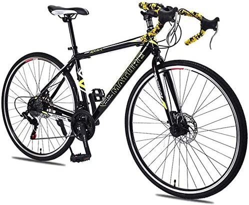 Gyj&mmm Bicicleta de Carretera de 21 velocidades, Bicicleta de ...