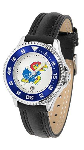 - Kansas Jayhawks Competitor Women's Watch