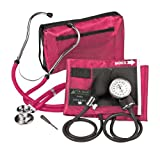 Best Veridian Stethoscopes - Veridian 02-12608 Adjustable Aneroid Sphygmomanometer with Sprague Stethoscope Review