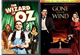 100 cult movies - Classic Family Films 2-Movie Bundle: Wizard of Oz & Gone With the Wind (2-Disc 70th Anniversary Edition) 2-Movie Bundle