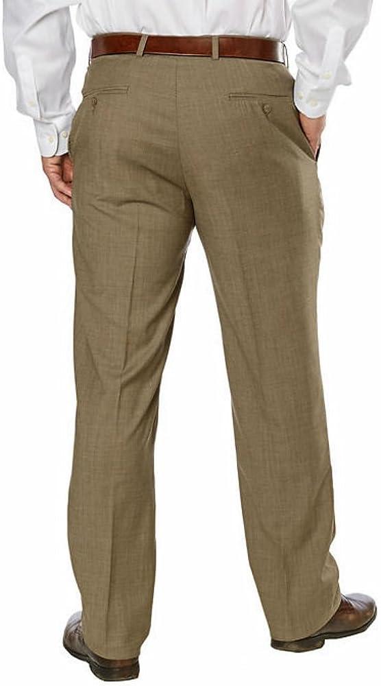Kirkland Signature Mens Non-Iron Comfort Pant