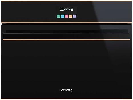 Smeg SF4604MCNR - Horno (Pequeño, Horno eléctrico, 50 L, 40 ...