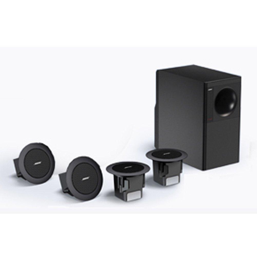【メーカー直売】 Bose FreeSpace Loudspeaker System 店舗用スピーカーシステム ブラック System FS3F-4B Loudspeaker FreeSpace B007F5KAOO ブラック, イシイチョウ:5af12878 --- demo.woxpedia.com