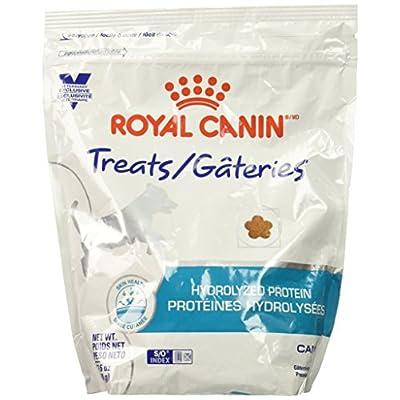 Royal Canin Veterinary Diet Hydrolyzed Protein Canine Dog Treats, 17.6 Oz.
