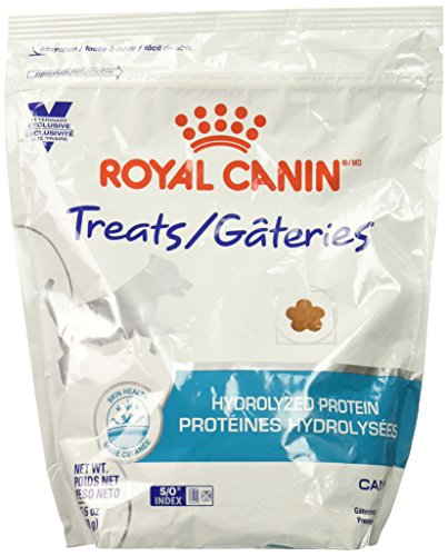 (Royal Canin Veterinary Diet Hydrolyzed Protein Canine Dog Treats, 17.6 Oz.)