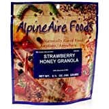 AlpineAire Foods Strawberry Honey Granola With Milk