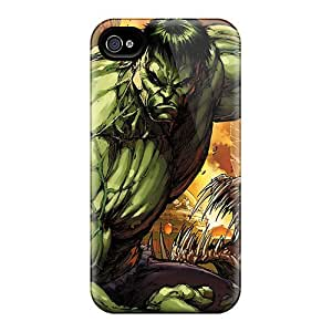 6 Scratch-proof Protection Cases Covers For Iphone/ Hot The Hulk Phone Cases