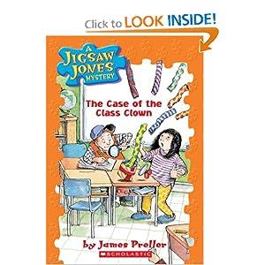 Case of the Class Clown (Jigsaw Jones Mysteries (Pb)) James Preller