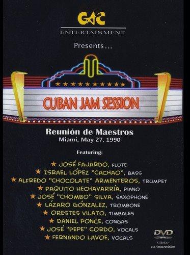 Cuban Jam Session (Reunion de Maestros) Miami May ()