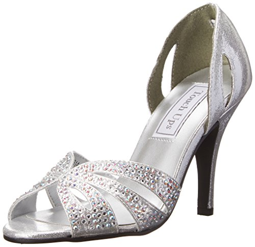 Ups Women's Dress Sandal Poise Silver Touch Tw4dfT