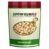#2: Sincerely Nuts Blanched Hazelnuts (Filberts) Roasted & Unsalted No Shell - Two Lb. Bag - Utterly Crunchy and Delicious - Filled with Healthy Nutrients - Kosher