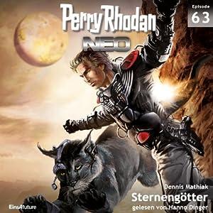 Sternengötter (Perry Rhodan NEO 63) Hörbuch