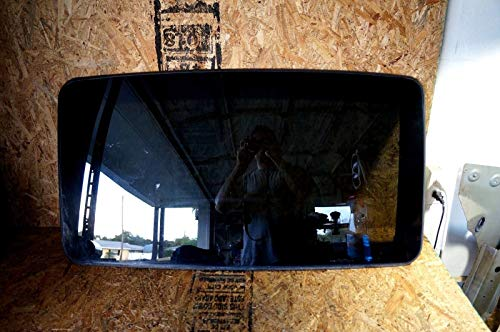 02-2005 Mercedes ML M Series W163 Sunroof Sun Roof Moonroof Window Glass