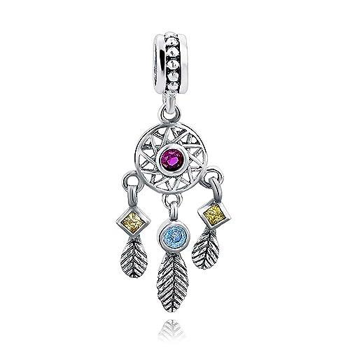 d6b23d6161c7 Missy Jewels, 100% Plata de Ley 925, charm para pulseras tipo Pandora,  Chamilia, Biagi, Swarovski. Abalorios beads dijes charm colgante plata
