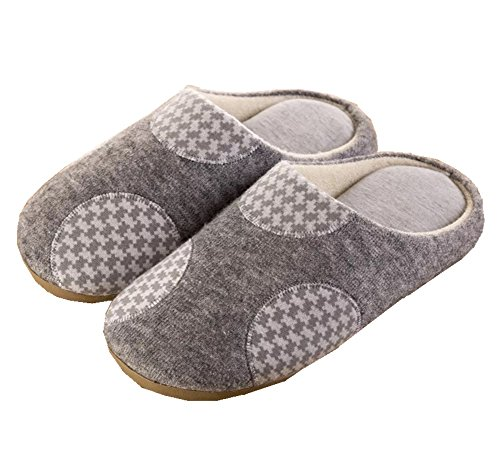 Seiyue Unisex Soft Couple Indoor Floor Soft Soft Soft Non-Slip Slippers Flock House Home Shoes B078SMPWYL Shoes 0a9ad3