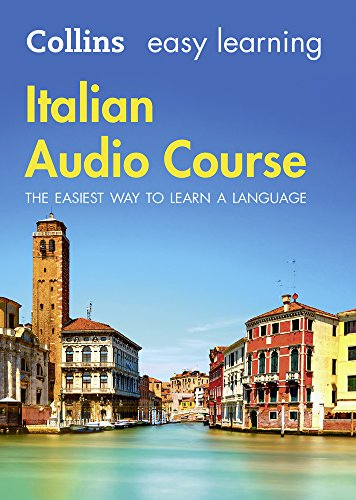 Italian Audio Course (Collins Easy Learning Audio Course) (English and Italian Edition)|-|0008205663