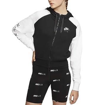 Nike Damen W NSW Air Hoodie Fz Bb: : Sport & Freizeit