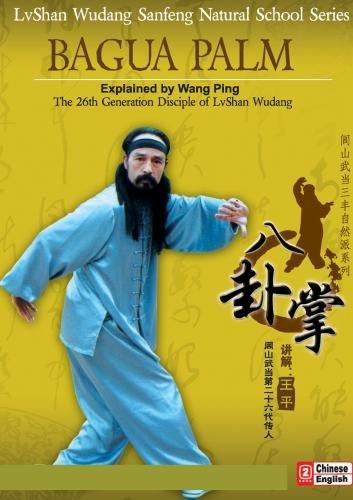 Lvshan Wudang--Bagua Palm