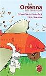 Dernières nouvelles des oiseaux par Orsenna