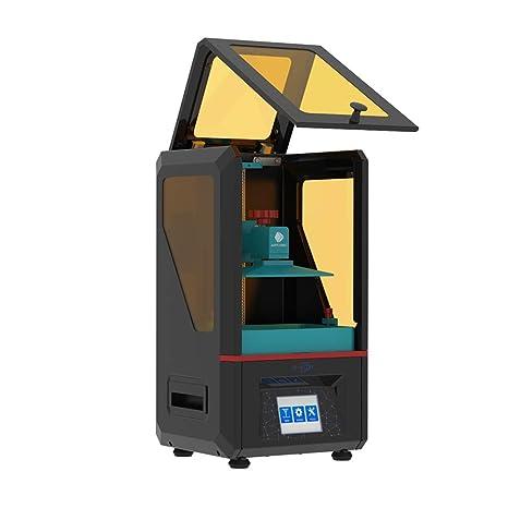 Impresora 3D Máquina De Resina De Fotones LCD SLA DLP Impresión 3D ...