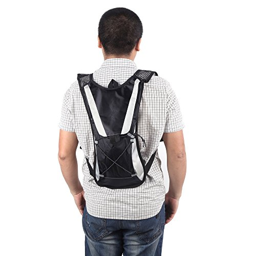 Ezyoutdoor Hydration packs CamelBak Bladder Water Backpack without water bag for Hunting ,Bivouac ,Climbing, Cycling, Hiking, Riding ,Travel,Outdoor Sports(without water (Bites Snack Pak)