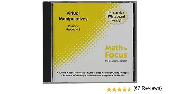 Amazon.com: Math in Focus: Singapore Math: Primary Virtual ...