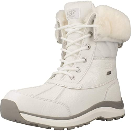 83e6b97896a UGG Boots Adirondack Boot Quilt (39 - White)
