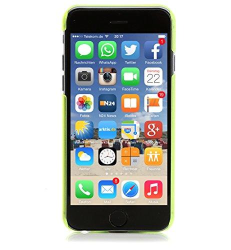 ArktisPRO Hülle Original Premium Hardcase für Apple iPhone 6 grün