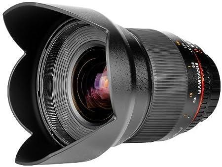Samyang 16 mm T2.2 VDSLR Lens for Nikon