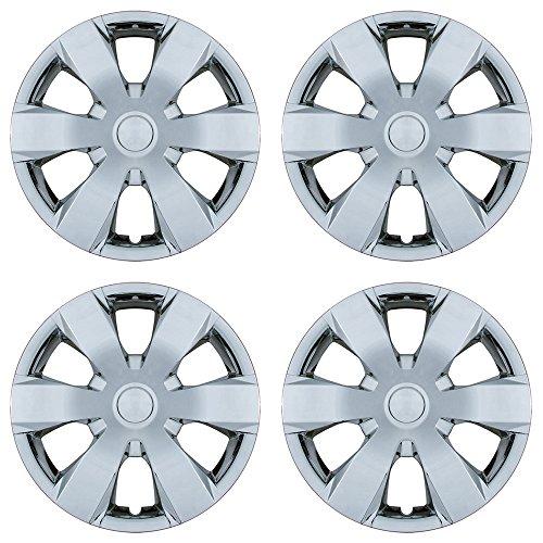 16 chrome hubcaps impala - 4