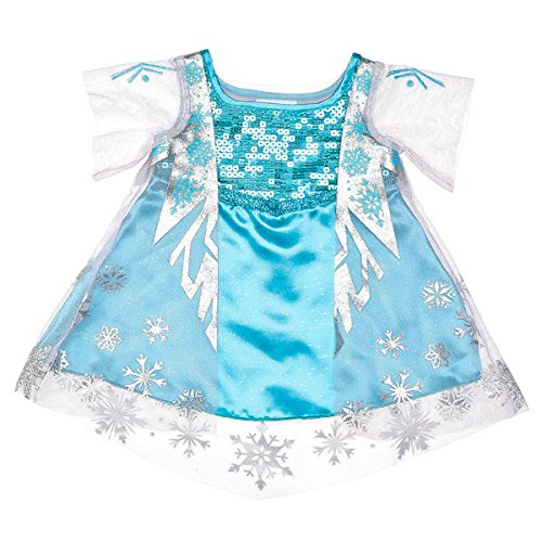 Build A Bear Workshop Disney's Frozen Elsa Costume