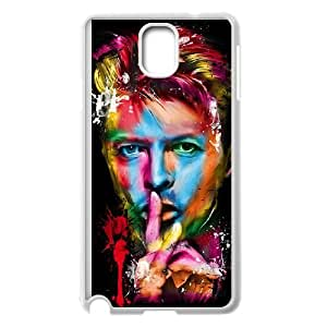 David Bowie 010 Samsung Galaxy Note 3 Cell Phone Case White 53Go-128267