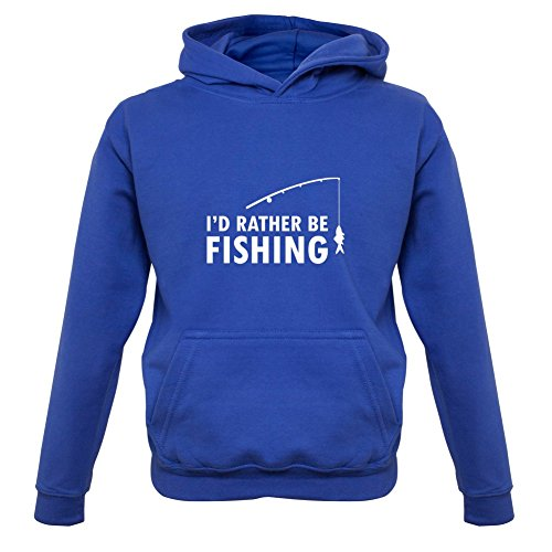 Fishing Kids Sweatshirt - 3