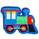 Wildkin Olive Kids Trains, Planes, Trucks Pillow Plush, One Size