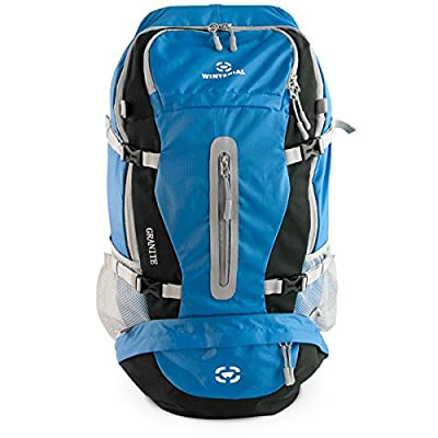Winterial 40L Backpacking / Camping / Trekking / Hiking and Day Pack Backpack