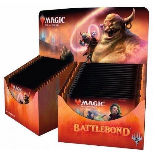 Magic The Gathering Mtg-bbd-bd-en Battlebond Booster Boîte présentoir de 36paquets, Multi